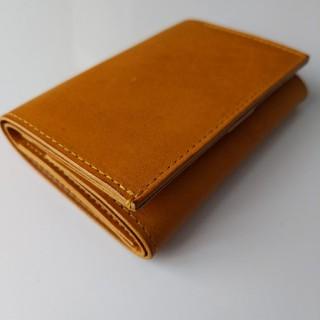 エムピウ(m+)のエムピウ m+ ストラッチョ スペリオーレ(折り財布)