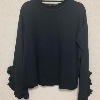ザラ(ZARA)のTシャツ(Tシャツ(長袖/七分))