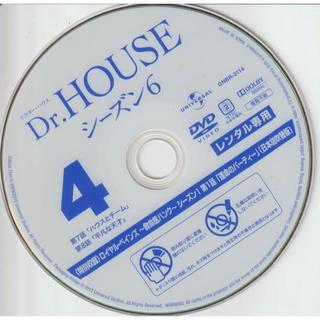 ドクター・ハウス シーズン6 ④  [DVD-ディスクのみ](TVドラマ)