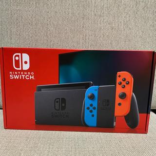 【新品】ニンテンドースイッチ 新モデル  Nintendo Switch(家庭用ゲーム機本体)