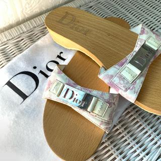 ディオール(Dior)のDior  サンダル 23.5 【Y✖︎Y様専用】(サンダル)