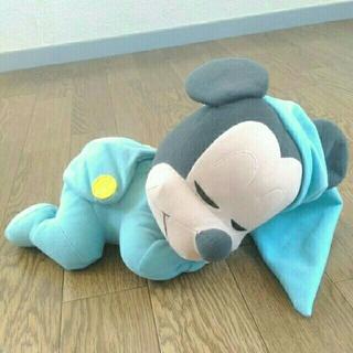 ディズニー(Disney)のすやすやベビー&ワンピース100cmセット(オルゴールメリー/モービル)