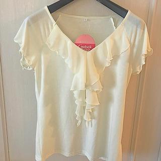 ディーエイチシー(DHC)の(新品未使用) クチュールTシャツ(Tシャツ(半袖/袖なし))
