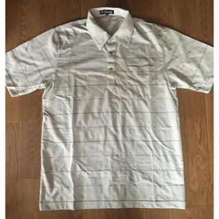 シマムラ(しまむら)の紳士服 ポロシャツ M(ポロシャツ)