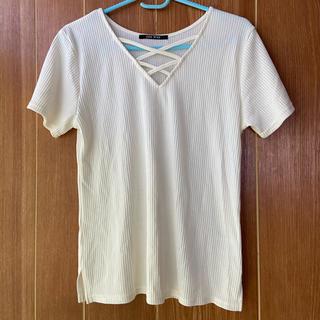 ワンウェイ(one*way)のTシャツ(Tシャツ/カットソー(半袖/袖なし))