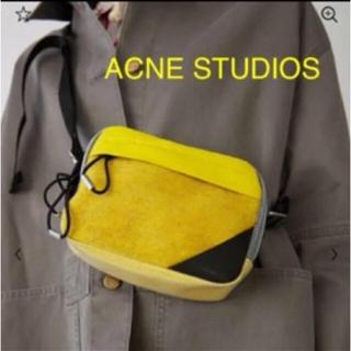 アクネ(ACNE)の Acne  Studios ミニショルダー (ショルダーバッグ)