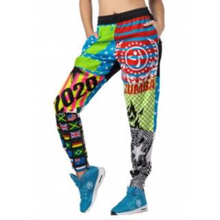 ズンバ(Zumba)の新品!ZUMBA Pants Sサイズ(トレーニング用品)