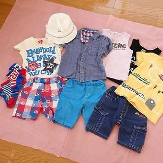 クレードスコープ(kladskap)の最終価格  男の子  いろいろブランドセット  サイズ90(Tシャツ/カットソー)