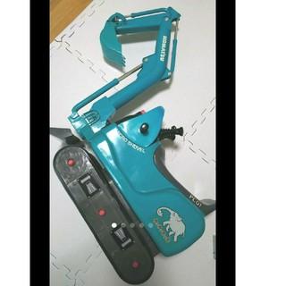 KOMATSU コマツ  乗用玩具 ショベルカー(三輪車/乗り物)