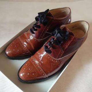 ジェーンマープル(JaneMarple)のオックスフォードシューズ(ローファー/革靴)