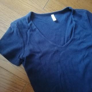 ロイヤルパーティー(ROYAL PARTY)のROYAL PARTY コットン半袖Tシャツ(Tシャツ(半袖/袖なし))