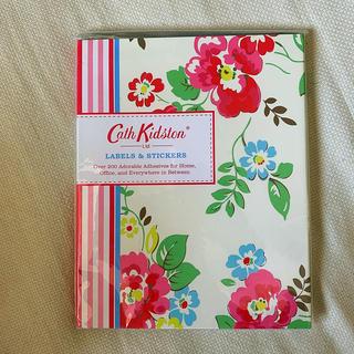 キャスキッドソン(Cath Kidston)のCATH KIDSTON LABELS & STICKERS(ノート/メモ帳/ふせん)