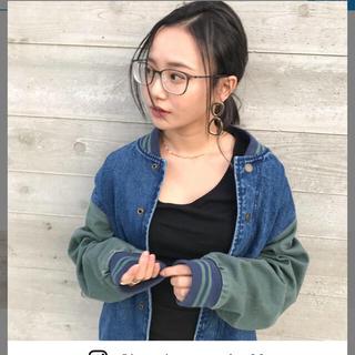 ゾフ(Zoff)の【ほぼ新品】Zoff メガネ 眼鏡(サングラス/メガネ)
