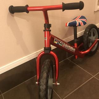 PANGS キッズバイク 自転車 バランスバイク 箱つき(自転車)