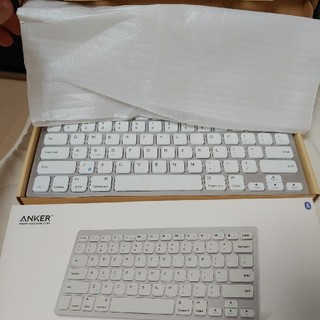 ANKER Ultra Compact Bluetooth Keyboard(キーボード/シンセサイザー)