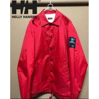 ヘリーハンセン(HELLY HANSEN)の美品【HELLY HANSEN】ヘリーハンセン ナイロンJKT XL(ナイロンジャケット)