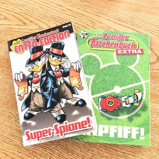 ディズニー(Disney)の新品‼︎ ディズニー ドイツ語 マンガ Lustiges Taschenbuch(その他)