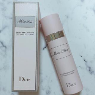 クリスチャンディオール(Christian Dior)のミスディオール ボディスプレー(その他)