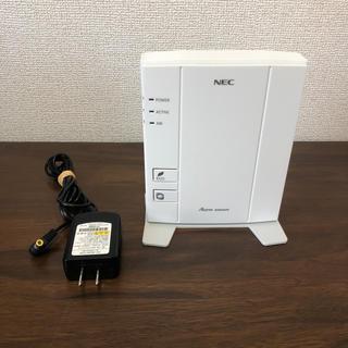 エヌイーシー(NEC)のAtermWR8160N PA-WR8160N-ST(PC周辺機器)