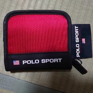 ポロラルフローレン(POLO RALPH LAUREN)のAGENT P様専用    ポロスポーツ ウォレット(折り財布)