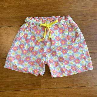 しまむら - 最終セール!100cm 花柄パジャマ