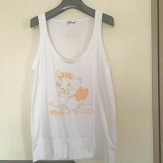 ディズニー(Disney)のDisney   マリー  タンクトップ(カットソー(半袖/袖なし))