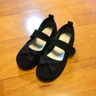 【新品未使用/19センチ】フォーマルシューズ 女の子 フォーマル靴(フォーマルシューズ)