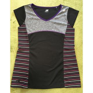 ニューバランス(New Balance)のテニス ニューバランス Tシャツ M(ウェア)