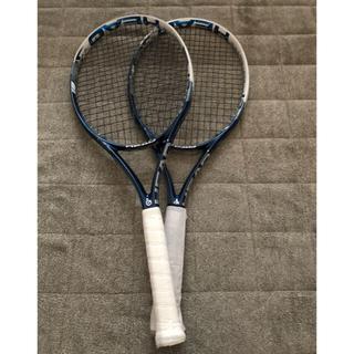 ヘッド(HEAD)のテニスラケット ヘッド HEAD   2本セット(ラケット)
