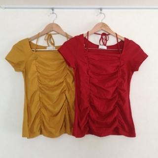 エニィスィス(anySiS)のanySiS トップス 2点セット(Tシャツ(半袖/袖なし))
