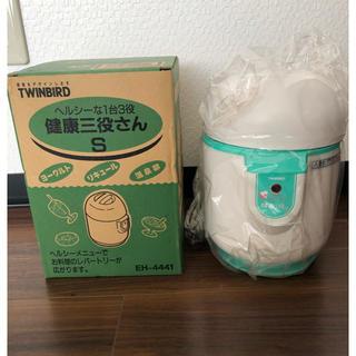 ツインバード(TWINBIRD)のTWINBIRD リキュール・ヨーグルト・温泉卵メーカー(調理道具/製菓道具)