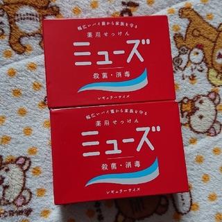 アースセイヤク(アース製薬)のミューズ石鹸(ボディソープ/石鹸)
