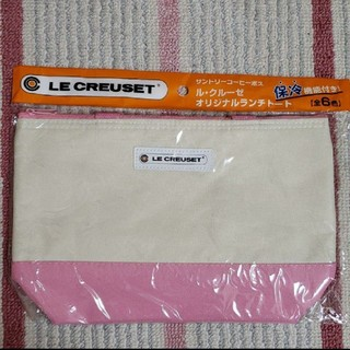ルクルーゼ(LE CREUSET)のル・クルーゼ 保冷 トートバッグ 新品(トートバッグ)