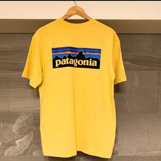 パタゴニア(patagonia)の新品 20/SS patagonia P-6ロゴ レスポンシビリティー M(Tシャツ/カットソー(半袖/袖なし))