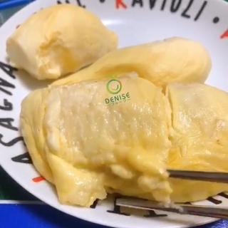 冷凍ドリアン(榴蓮)2.5kg金の枕・5パック14000送料無料(フルーツ)