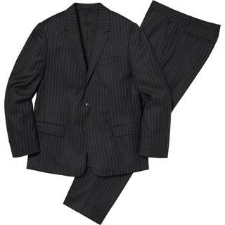 シュプリーム(Supreme)の【Supreme】20ss Wool Suit Black S(セットアップ)