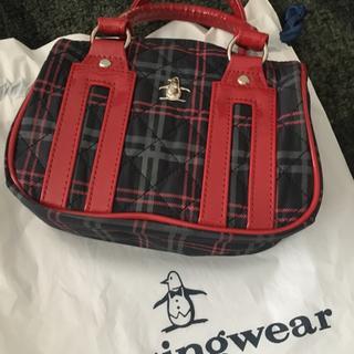 マンシングウェア(Munsingwear)の人気☆Munsingwear ポーチミニバック(バッグ)