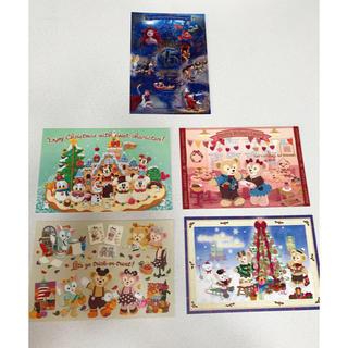 ディズニー(Disney)のDisneyポストカード(写真/ポストカード)
