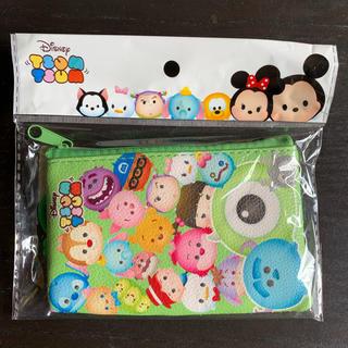 ディズニー(Disney)のツムツム ひも付きコインパスケース(財布)