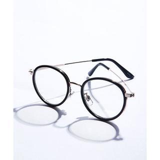 ビームス(BEAMS)のNo,EYEDIA ファッショングラス 伊達眼鏡(サングラス/メガネ)