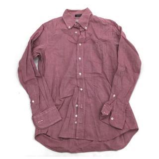 インディヴィジュアライズドシャツ(INDIVIDUALIZED SHIRTS)の【individualized shirts】長袖シャツ(シャツ)