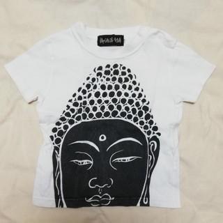 オシャレホンポ(御洒落本舗)の御洒落本舗 90㎝ Tシャツ(Tシャツ/カットソー)