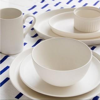 アクタス(ACTUS)のcookoo 美濃焼プレートL2枚+マグカップ2個セット(食器)