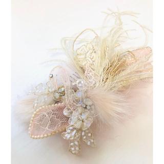カシラ(CA4LA)の美品 CA4LA  bridal swan ヘッドドレス(その他)