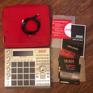 売れました。MPC DJ HIPHOP hiphop 音楽 AKAI (MIDIコントローラー)