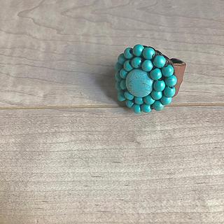 ローズバッド(ROSE BUD)のROSE BUD ターコイズリング(リング(指輪))