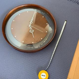 フランフラン(Francfranc)のFrancfranc 時計 壁掛け ガラス(掛時計/柱時計)
