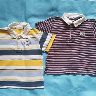 ファミリア(familiar)のファミリア ポロシャツ 120サイズ(ブラウス)