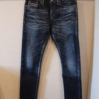 ウィンアンドサンズ(Win&Sons)の最終値下げ 超美品 RESOUND CLOTHING デニム 1(デニム/ジーンズ)