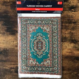 トルコ絨毯 ミニカーペット(大) (カーペット)